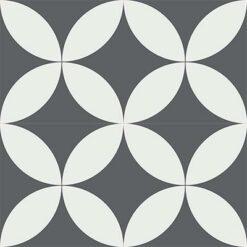 Gạch bông CTS 7.4(4-32) - 4 viên - Encaustic cement tile CTS 7.4(4-32)-4 tiles
