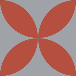 Gạch bông CTS 7.6(5-9) - Encaustic cement tile CTS 7.6(5-9)