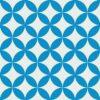 Gạch bông CTS 7.7(4-8) - 16 viên - Encaustic cement tile CTS 7.7(4-8)-16 tiles