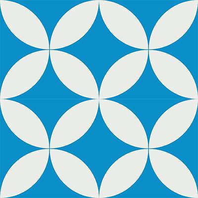 Gạch bông CTS 7.8(4-8) - 4 viên - Encaustic cement tile CTS 7.8(4-8)-4 tiles