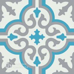 Gạch bông CTS 1.20(4-9-16) - Encaustic cement tile CTS 1.20(4-9-16)