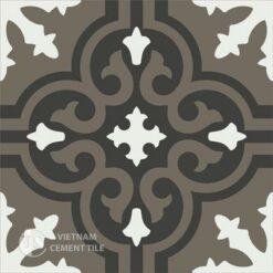 Gạch bông CTS 1.31(4-13-28) - Encaustic cement tile CTS 1.31(4-13-28)