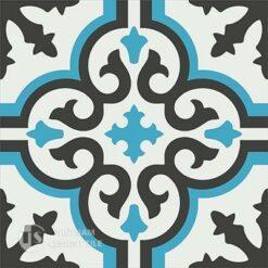 Gạch bông CTS 1.99(4-13-16) - Encaustic cement tile CTS 1.99(4-13-16)