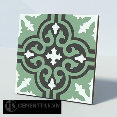 Gạch bông CTS 1.24(4-7-13) - Encaustic cement tile CTS 1.24(4-7-13)