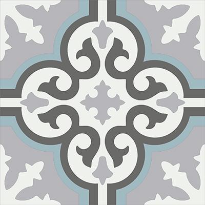 Gạch bông CTS 1.36(4-9-13-29) - Encaustic cement tile CTS 1.36(4-9-13-29)