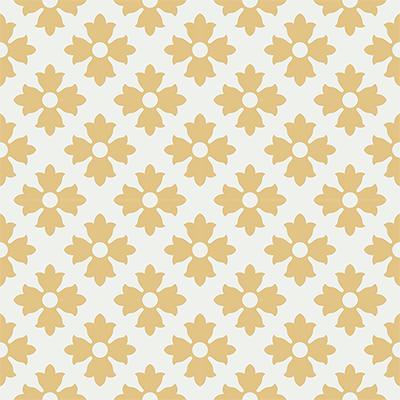 Gạch bông CTS 114.2(4-6) - 16 viên - Encaustic cement tile CTS 114.2(4-6)-16 tiles