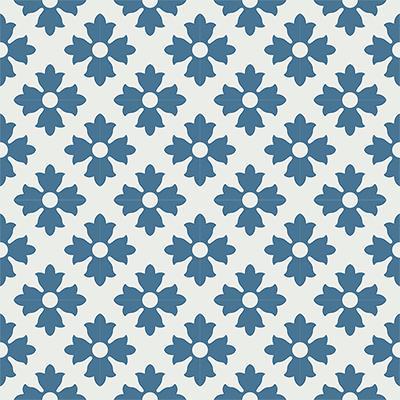 Gạch bông CTS 114.6(1-4) - 16 viên - Encaustic cement tile CTS 114.6(1-4)-16 tiles