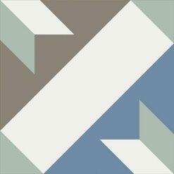 Gạch bông CTS 12.4(1-4-26-28) - Encaustic cement tile CTS 12.4(1-4-26-28)