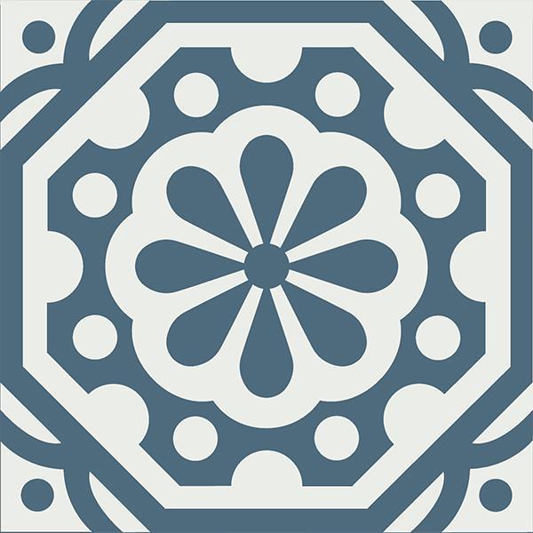 Gạch bông CTS 29.2(1-4) - Encaustic cement tile CTS 29.2(1-4)