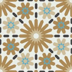 Gạch bông CTS 45.3(4-13-142-153) - Encaustic cement tile CTS 45.3(4-13-142-153)