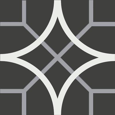 Gạch bông CTS 58.2(4-9-13) - Encaustic cement tile CTS 58.2(4-9-13)