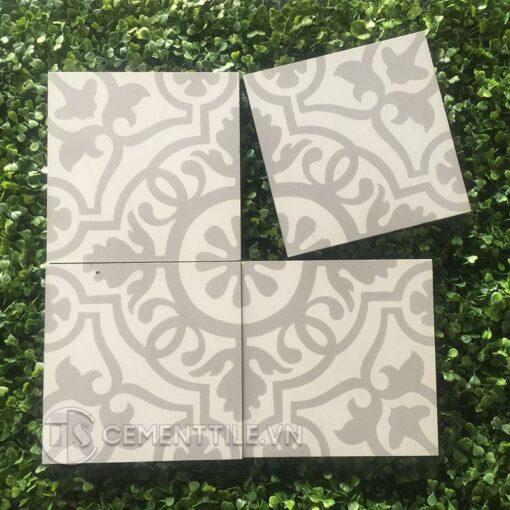 Gạch bông CTS 60.4(4-9) - Encaustic cement tile CTS 60.4(4-9)