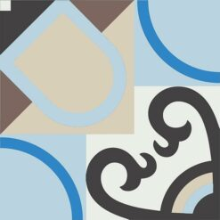 Gạch bông CTS 83.1(2-4-8-12-13-14) - Encaustic cement tile CTS 83.1(2-4-8-12-13-14)