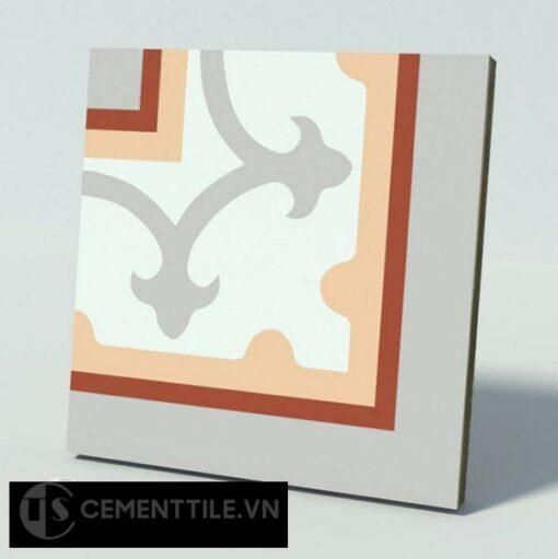 Gạch bông CTS C101.2(4-9-11-62) - Encaustic cement tile CTS C101.2(4-9-11-62)