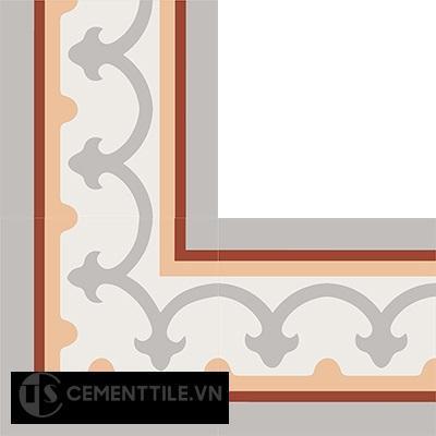 Gạch bông CTS BC101.2(4-9-11-62) - Encaustic cement tile CTS BC101.2(4-9-11-62)