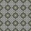 Gạch bông CTS 1.19(4-13-48) - 16 viên - Encaustic cement tile CTS 1.19(4-13-48)-16 tiles
