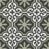 Gạch bông CTS 1.19(4-13-48) - 4 viên - Encaustic cement tile CTS 1.19(4-13-48)-4 tiles