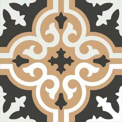 Gạch bông CTS 1.26(4-11-13) - Encaustic cement tile CTS 1.26(4-11-13)