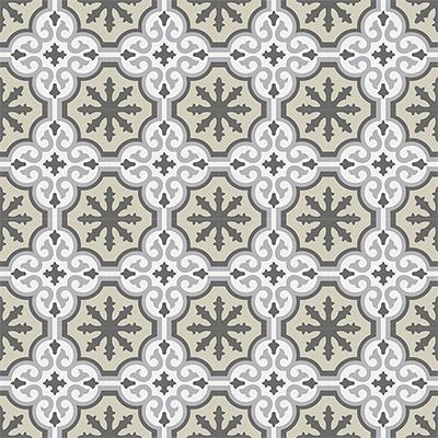 Gạch bông CTS 1.33(4-9-12-13) - 16 viên - Encaustic cement tile CTS 1.33(4-9-12-13)-16 tiles