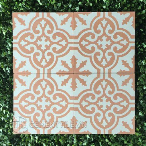 Gạch bông CTS 1.34(4-37) - Encaustic cement tile CTS 1.34(4-37)