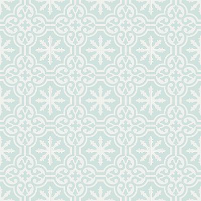 Gạch bông CTS 1.35(4-80) - 16 viên - Encaustic cement tile CTS 1.35(4-80)-16 tiles