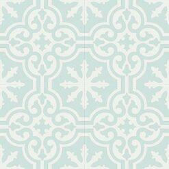 Gạch bông CTS 1.35(4-80) - 4 viên - Encaustic cement tile CTS 1.35(4-80)-4 tiles