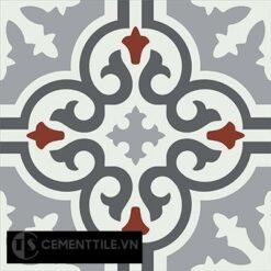Gạch bông CTS 1.38(4-9-30-32) - Encaustic cement tile CTS 1.38(4-9-30-32)