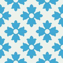 Gạch bông CTS 114.1(4-10) - 4 viên - Encaustic cement tile CTS 114.1(4-10) - 4 tiles