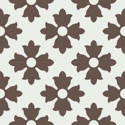 Gạch bông CTS 114.5(4-14) - 4 viên - Encaustic cement tile CTS 114.5(4-14)-4 tiles