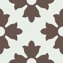Gạch bông CTS 114.5(4-14) - Encaustic cement tile CTS 114.5(4-14)