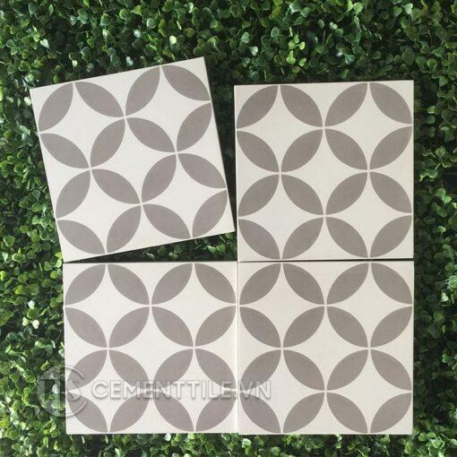 Gạch bông CTS 117.2(27-28) - Encaustic cement tile CTS 117.2(27-28)