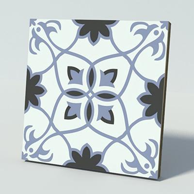 Gạch bông CTS 138.1(4-13-84) - Encaustic cement tile CTS 138.1(4-13-84)