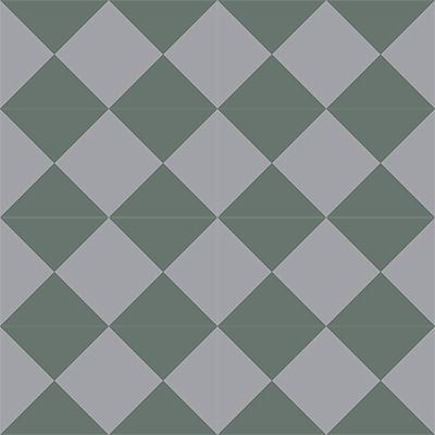 Gạch bông CTS 14.6(3-9) - 16 viên - Encaustic cement tile CTS 14.6(3-9)-16 tiles