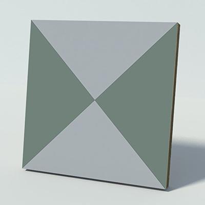Gạch bông CTS 14.6(3-9) - Encaustic cement tile CTS 14.6(3-9)