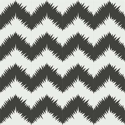 Gạch bông CTS 159.1(4-13) - 16 viên - Encaustic cement tile CTS 159.1(4-13)-16 tiles