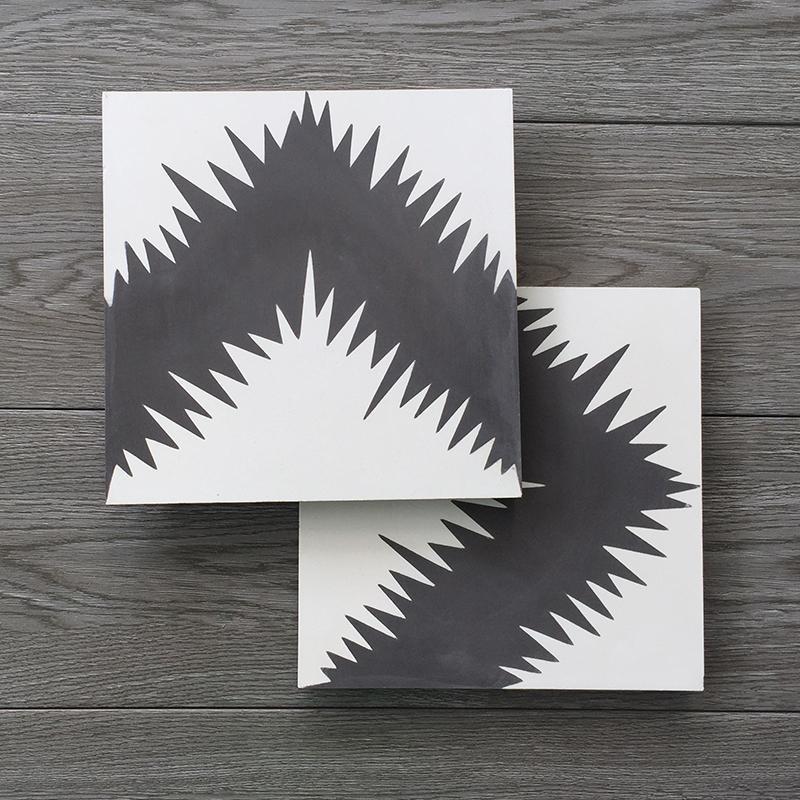 Gạch bông CTS 159.1(4-13) - Encaustic cement tile CTS 159.1(4-13)
