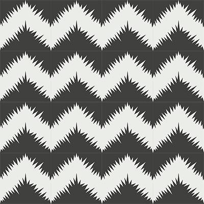 Gạch bông CTS 159.2(4-13) - 16 viên - Encaustic cement tile CTS 159.2(4-13)-16 tiles