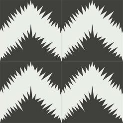 Gạch bông CTS 159.2(4-13) - 4 viên - Encaustic cement tile CTS 159.2(4-13)-4 tiles