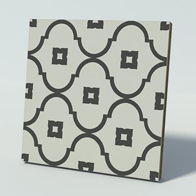 Gạch bông CTS 163.1(13-27) - Encaustic cement tile CTS 163.1(13-27)