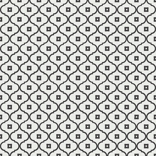Gạch bông CTS 163.2(4-13) - 16 viên - Encaustic cement tile CTS 163.2(4-13)-16 tiles