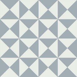 Gạch bông CTS 164.1(4-50) - 4 viên - Encaustic cement tile CTS 164.1(4-50)-4 tiles