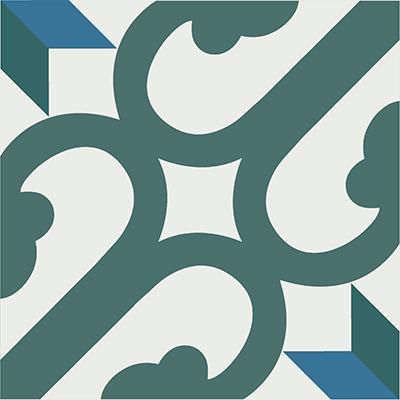 Gạch bông CTS 165.1(4-24-40-47) - Encaustic cement tile CTS 165.1(4-24-40-47)