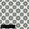 Gạch bông CTS 167.1(4-13) - 16 viên - Encaustic cement tile CTS 167.1(4-13)-16 tiles