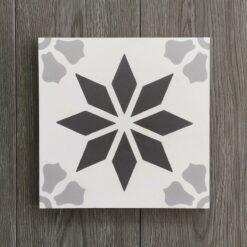 Gạch bông CTS 167.2(4-9-13) - Encaustic cement tile CTS 167.2(4-9-13)