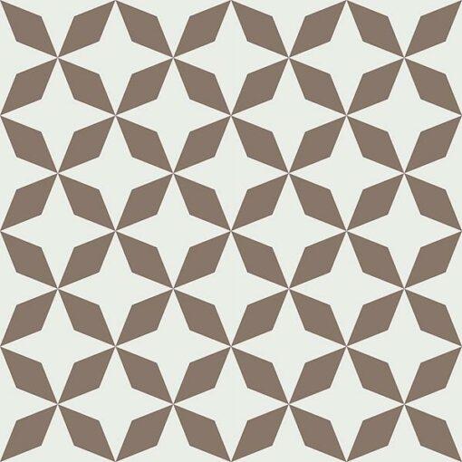 Gạch bông CTS 170.1(4-39) - 16 viên - Encaustic cement tile CTS 170.1(4-39)-16 tiles