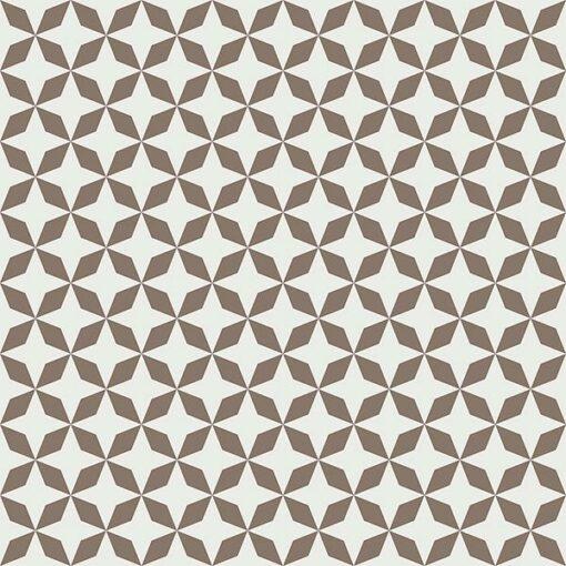 Gạch bông CTS 171.1(4-39) - 16 viên - Encaustic cement tile CTS 171.1(4-39)-16 tiles