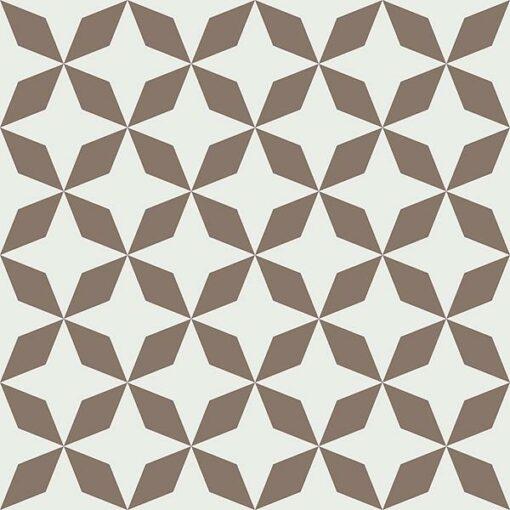 Gạch bông CTS 171.1(4-39) - 4 viên - Encaustic cement tile CTS 171.1(4-39)-4 tiles