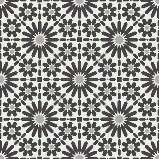 Gạch bông CTS 19.10(4-9-13) - 16 viên - Encaustic cement tile CTS 19.10(4-9-13)-16 tiles