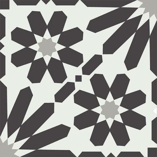 Gạch bông CTS 19.10(4-9-13) - Encaustic cement tile CTS 19.10(4-9-13)