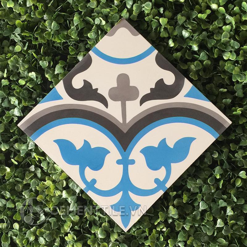 Gạch bông CTS 2.15(4-9-13-31) - Encaustic cement tile CTS 2.15(4-9-13-31)